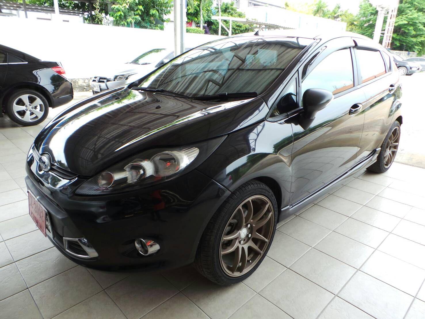 FORD Fiesta 2.4 LTZ